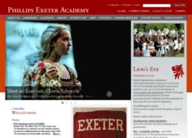 webqa.exeter.edu