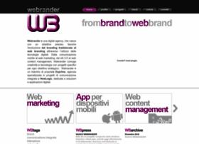 webrander.it
