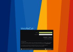 webrecall.readytec.it