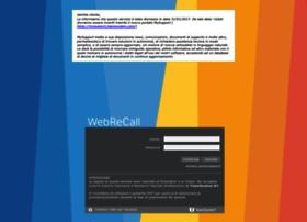 webrecall.teamsystem.com
