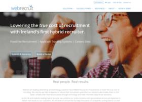 webrecruitireland.com
