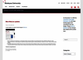 webredesign.blogs.wesleyan.edu