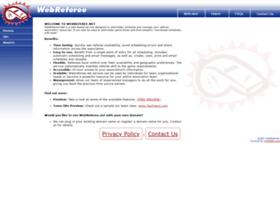 webreferee.net