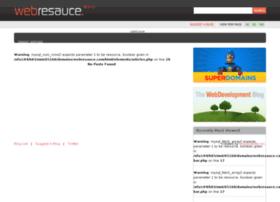 webresauce.com