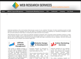 webresearchservices.net