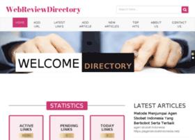 webreviewdirectory.com