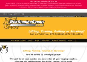 webriggingsupply.com