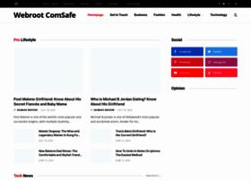 webrootcomsafe.com