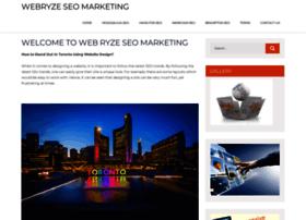 webryzeseomarketing.ca