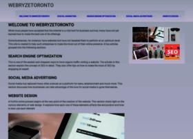 webryzetoronto.ca