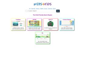 webs4kids.com