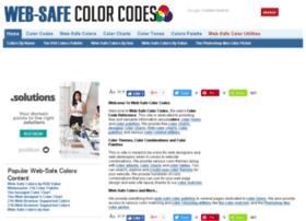 websafecolorcodes.com