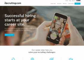 websearch.recruiting.com