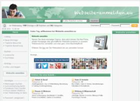 webseite-anmelden.eu