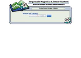 webserver.sequoyahregionallibrary.org