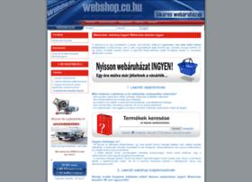 webshop.co.hu