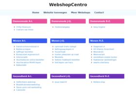 webshopcentro.nl