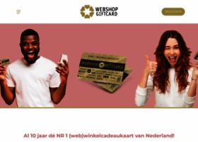 webshopgiftcard.nl