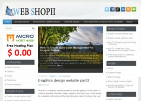 webshopii.com