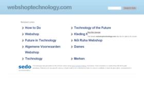 webshoptechnology.com