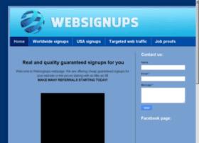 websignups.net