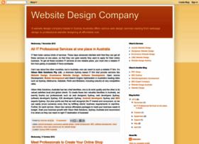 website-design-company-sydney.blogspot.in