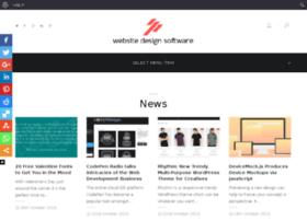 website-design-software.com