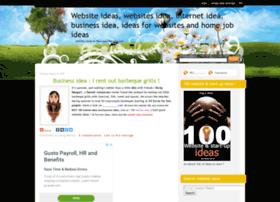 Website-idea.blogspot.com