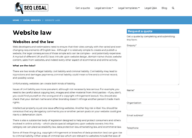 website-law.co.uk