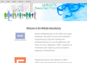 website-manufactory.de