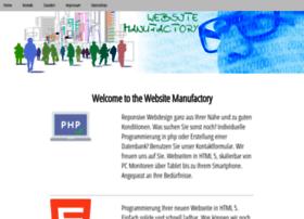 website-manufactory.de