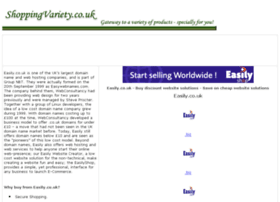 website-solutions.shoppingvariety.co.uk