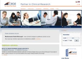 website.crde.com