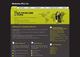 website.m11.in