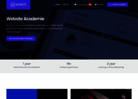 websiteacademie.nl