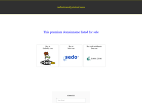 websiteanalysistool.com