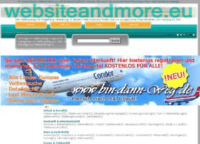 websiteandmore.eu