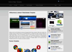 websitebaker-template.de