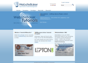 websitebakers.de