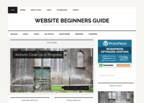 websitebeginnersguide.com