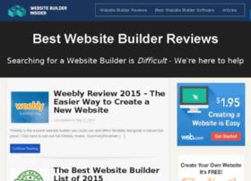 websitebuilderinsider.net