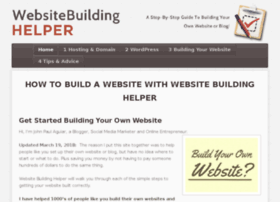 websitebuildinghelper.com
