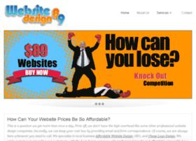websitedesign89.com