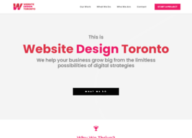 websitedesigntoronto.net