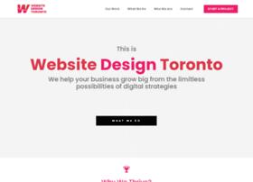 websitedesigntoronto.net