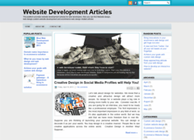 websitedevelopmentarticles.blogspot.com