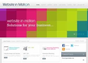 websiteinmotion.net