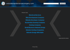websitemaintenancecompany.com
