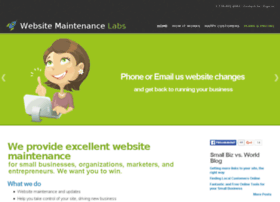 websitemaintenancelabs.com