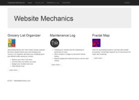 websitemechanics.com